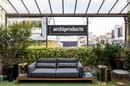 Les Jardins + Roofingreen_photo © Archiproducts