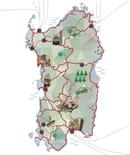 Rete ciclabile Sardegna