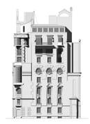 Andreani - Palazzo Fidia@Orsina Simona Pierini, Alessandro Isastia, CASE MILANESI 1923-1973. Hoepli Editore, Milano 2017