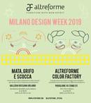 altreforme, Milano Design Week