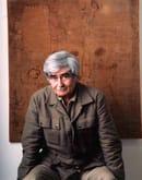 Alberto Burri, 1981 ca. Foto di Jim McHugh