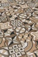 Intarsi, Ceramica Sant'Agostino