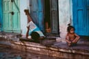 Varanasi, Uttar Pradesh, India, 1984 © Steve McCurry