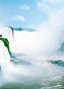 Olivo Barbieri: The Waterfall Project, Iguazu, Argentina-Brasil 2007
