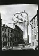 Torre Velasca © Archivio Civico Fondo Paolo Monti