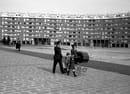 Quartiere Sant'Ambrogio © Archivio Ernesto Fantozzi