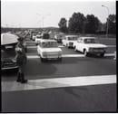 Esodo estivo in autostrada © Archivio Publifoto Intesa Sanpaolo