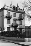 Casa di Via Giovanni Randaccio Milano 1924-26 - © Gio Ponti Archives