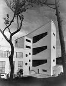Scuola di Matematica Roma 1932 - 35 - © Gio Ponti Archives