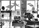 Interno della Casa Ponti in Via Dezza Milano 1956-57 - © Gio Ponti Archiv