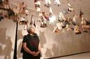 Maria Lai Alghero 2003 ©daniela zedda