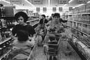 Cesare Colombo, 1967_Supermercato Baggio©CesareColombo