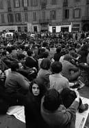 Cesare Colombo,  1968_Piazza Santo Stefano©CesareColombo