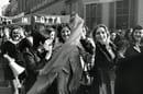 Cesare Colombo, 1972_Manifestazione CorsoVenezia©CesareColombo