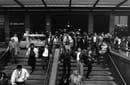 Cesare Colombo,  1988_Stazione Cadorna ©CesareColombo
