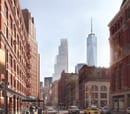 Il progetto di BIG per la WTC2