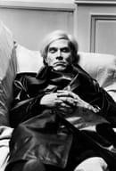 Helmut Newton - Andy Warhol, Vogue Uomo - Paris 1974, ©Helmut Newton Estate