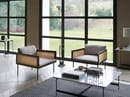 poltrona lounge LOOM / tavolino LITTLE T