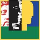Backtonature_Mimmo Paladino, Senza titolo (Bandiera per Villa Borghese), 2020 cm 120x120