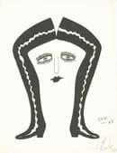 Brunetta, Inviti strani,1967.