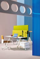 Pedrali_Arki-Table adj Desk_art direction Studio FM_photo Andrea Garuti