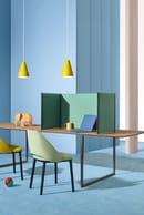 Pedrali_Toa Folding Screen, designed by Robin Rizzini_art direction Studio FM_photo Andrea Garuti