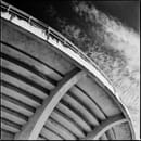 Stadio Artemio Franchi, detail of one of the curva structures ©Marco Menghi