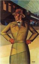 Il Nomade, 1929, olio su tavola, GAM - Galleria d'arte Moderna Empodocle Restivo, Palermo. Courtesy Archivio Pippo Rizzo.