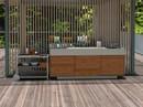 Outdoor Kitchen by Kettal