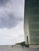 Kursaal Convention Center, 1990-1999 - San Sebastian, Spain - Photographer: Michael Moran