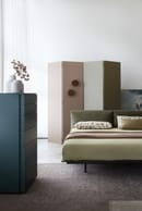 Lema - MyNight bed - design Gabriele and Oscar Buratti