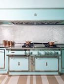 9. The tailor-made kitchen for Palazzo Corner Spinelli