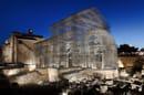 Edoardo Tresoldi_Basilica di Siponto © Roberto Conte