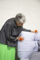 19. Paola Navone with Milano Bed