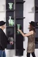 15. Draga&Aurel with Hugo Modular Bookcase