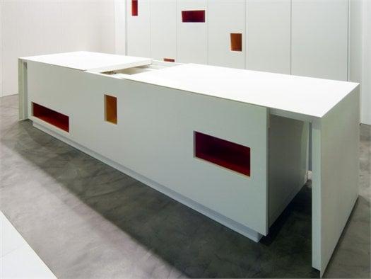 Tm italia manifattura sartoriale cucine al fuorisalone 39 09 for Arredare milano indipendenza