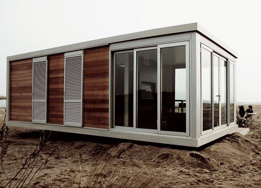 Case Mobili Su Ruote : La casa mobile suite home di hangar design group