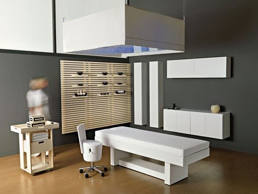 Il benessere olistico con nilo the spa industry for Maletti arredamenti