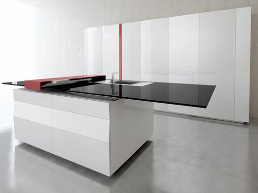 TONCELLI, smart kitchen Prisma