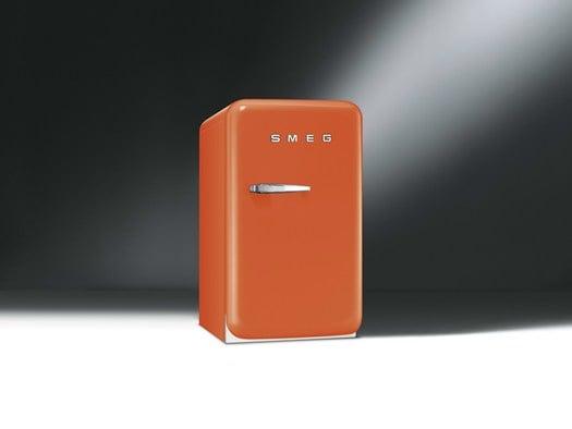 Smeg Presenta Il Nuovo Mini Frigo Fab5