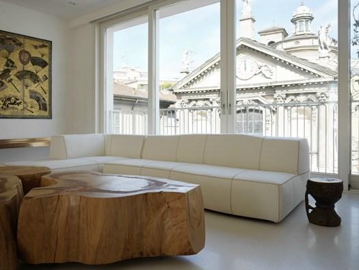 Lavoro Design Interni Milano.La Casa Studio Di Antonella Tesei Nel Centro Storico Di Milano