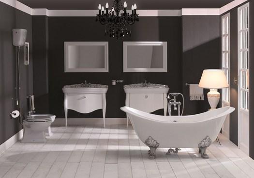 Lavandino Bagno In Inglese.Mobili Per Bagno Stile Inglese Mobile Da Bagno Di Derivazione