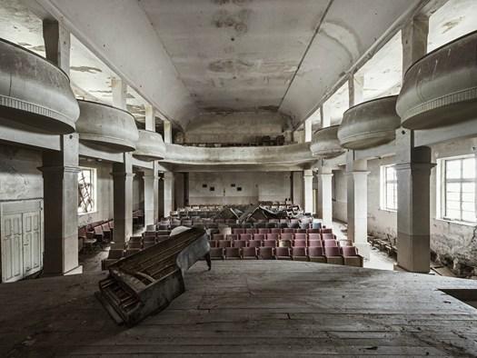 Photo Reginald Van de Velde - Teatro; Bulgaria