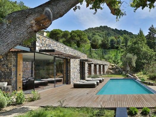 Villa nemes il progetto di giordano hadamik architects - Progetto di casa moderna ...