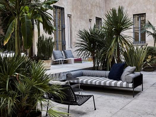 LIVING DIVANI PER ELLE DECOR GRAND HOTEL