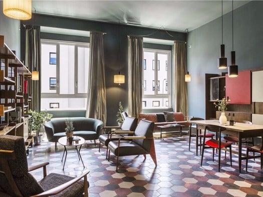 Casa base un mix tra residenza d 39 artista e foresteria - Studiare interior design ...