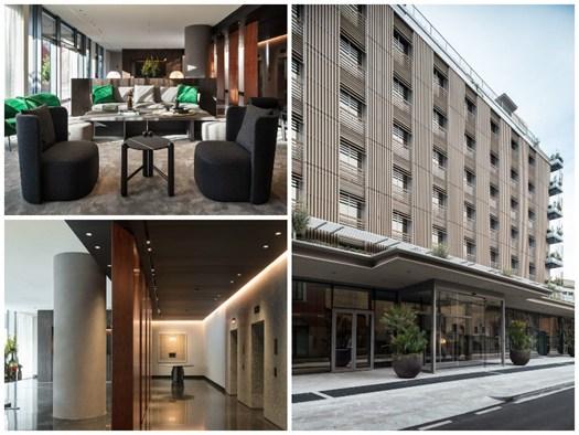 Hotel Viu Milan Animo Sofisticato E Architettura Sostenibile