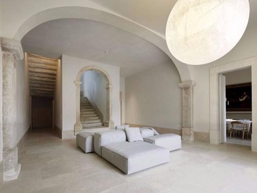 Hotel Di Lusso Interni : Nel centro di lisbona lhotel romantico di manuel aires mateus