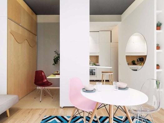 Studi Design Interni Milano.Taaac L Appartamento Di Studio Planair A Milano
