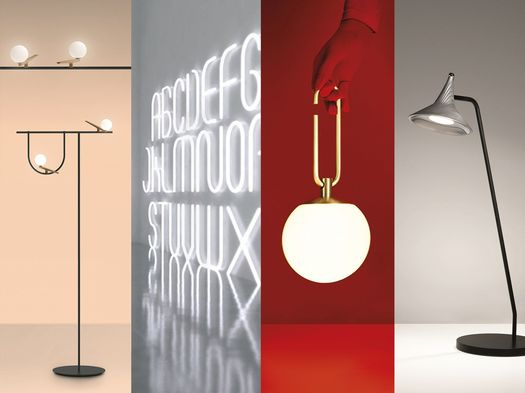 Artemide, YANZI - ALPHABET OF LIGHT - NH1217 - UNTERLINDEN